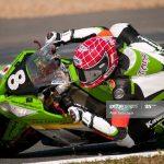 Jerome Tangre - Team Bolliger - 17.04.2011 - championnat du monde endurance Moto - Course -Circuit Nevers Magny cours, Photo : Alain Bourdaux / Icon Sport